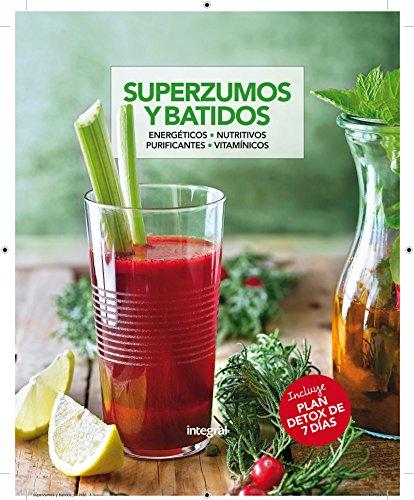 Superzumos y batidos (Spanish Edition) - Various