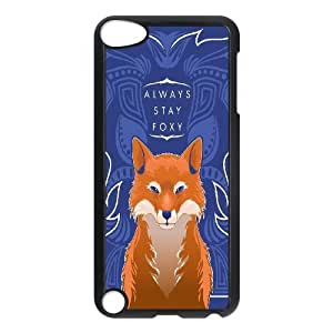 Wholesale Cheap Phone Case FOR Ipod Touch 5 -Red Foxy Foxs-LingYan Store Case 9