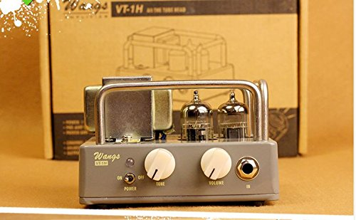 BIYANG/ WANG AMPS VT-1H ALL TUBE 1 WATT MICRO AMP HEAD COMPACT/POWERFUL Biyang