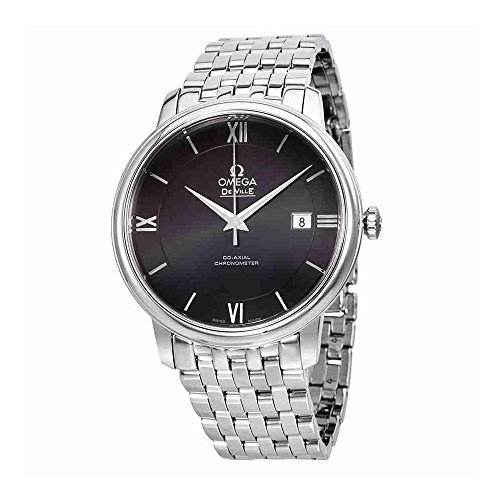 omega watch black dial - 2