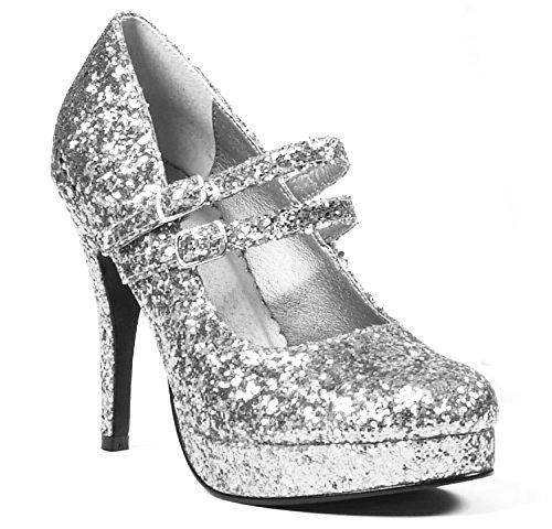 421 G Women's Shoes Jane Ellie Silver Maryjane UnH1Rxq