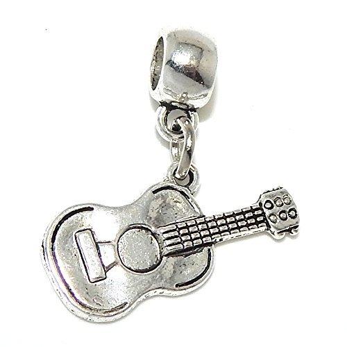 Guitar Bead (Jewelry Monster Dangling