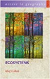 Ecosystems, Meg Gillet, 0340889209