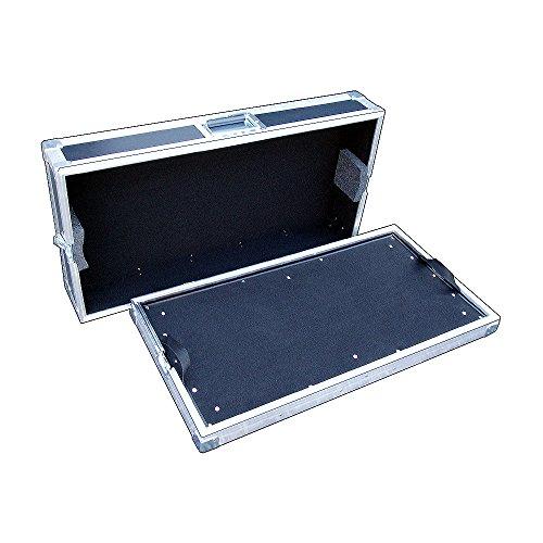 "Pedal Board Case Effects Pedal Board Inside ATA Case - 3/8"" Heavy Duty - Inside Dimensions 32"" x 16"" x 6"" High"