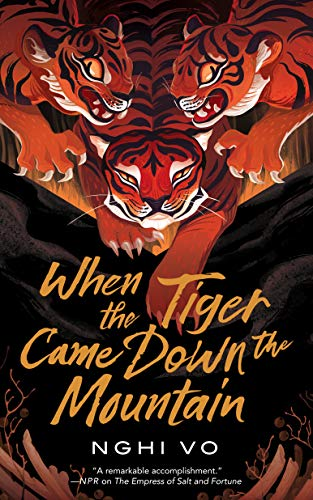 Book Cover: When the Tiger Came Down the Mountain