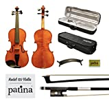 Patina Model 125 Upgraded Student Violin Outfit (4/4--Full Size)