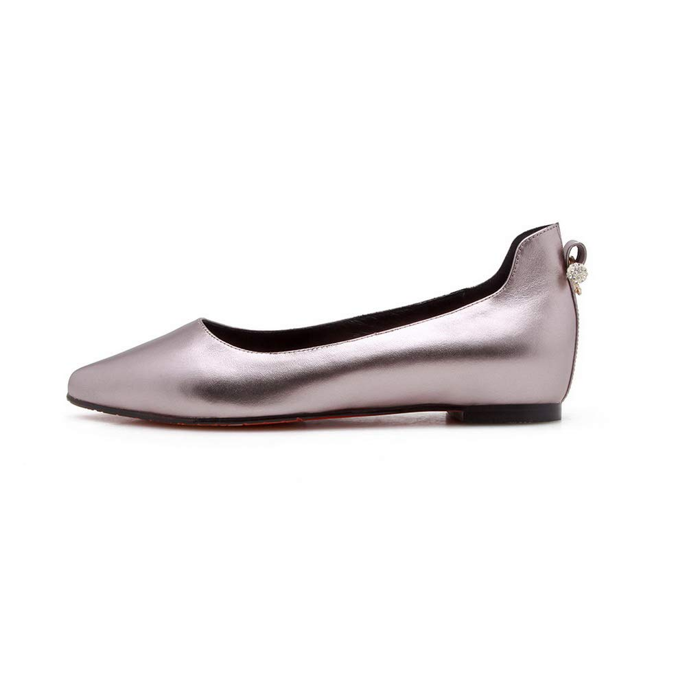 1TO9 Womens Casual Travel Solid Urethane Pumps Shoes MMS06626