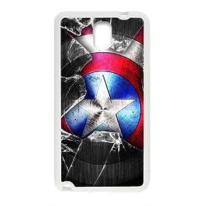 Capital America Design Fashion Comstom Plastic case cover For Samsung Galaxy Note3