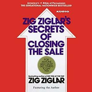 Zig Ziglar's Secrets of Closing the Sale Audiobook