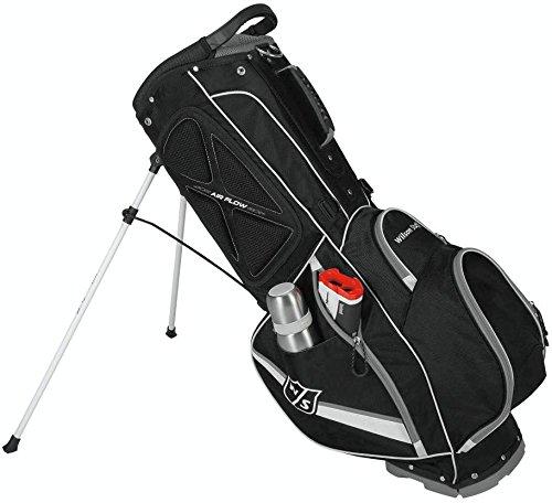 Wilson Staff Hybrix Cart Bag 2017 Black
