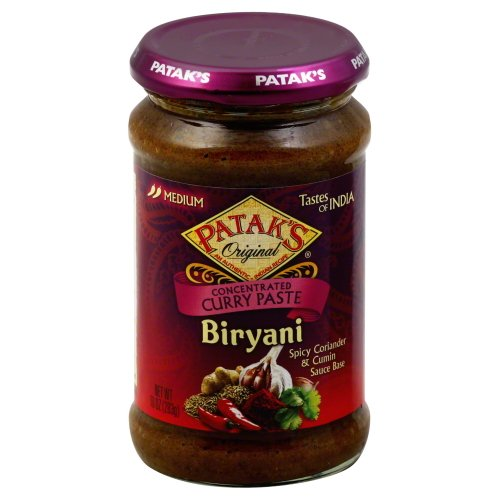 Patak's PASTE,BIRYANI, (Pack of 6)