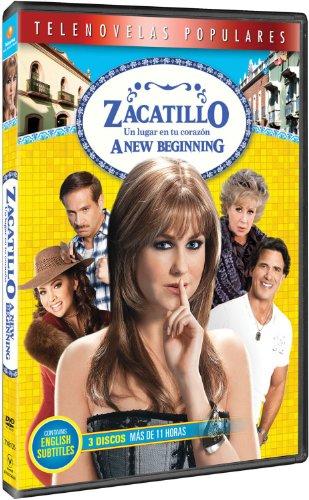 DVD : Zacatillo: Un Lugar en Tu Corazon (DVD)