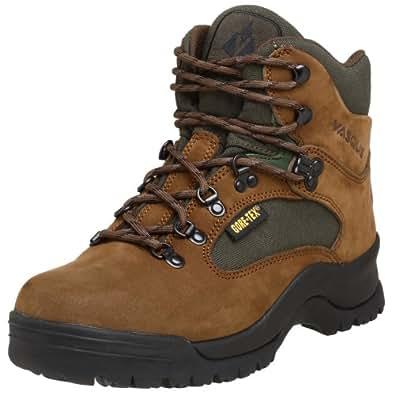 Vasque Men's Clarion GTX Hiking Boot,Brown/Green,9.5 W US