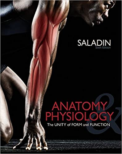 Anatomy & Physiology: The Unity of Form and Function: 9780073378251 ...