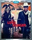 The Lone Ranger (Blu-ray + DVD + Digital Copy) by Walt Disney Studios Home Entertainment by Gore Verbinski