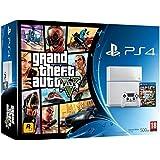Playstation 4 White + GTA V Bundle