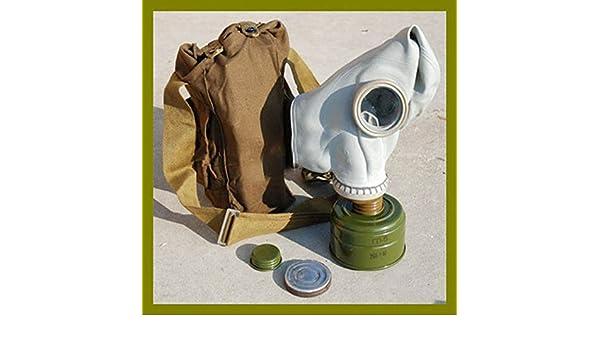 Original-Gafas de GAS procedentes de Rusia con bolsa y filtro incluido: Amazon.es: Deportes y aire libre