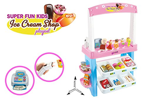the ice cream stand - 3