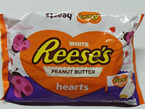 reeses-white-peanut-butter-hearts-102oz-for-valentines-day