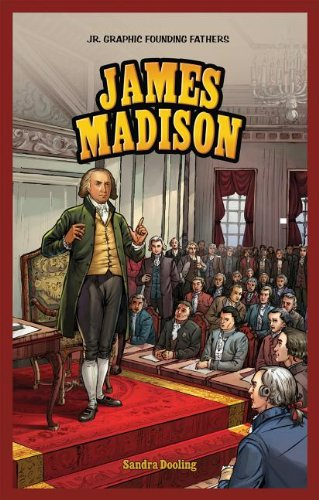 James Madison (Jr. Graphic Founding Fathers) by Powerkids Pr (Image #2)