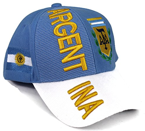 High End Hats Nations of South America Hat Collection