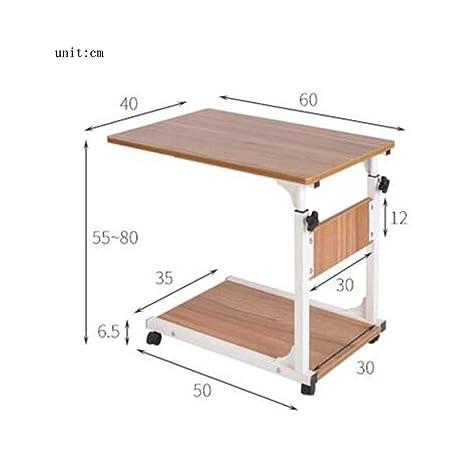MU Mesa para computadora portátil para el hogar Mesa para ...