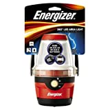 Energizer Waterproof LED AA Lantern Weatheready 360° Area Light, 285 Hour Run Time, 180 Lumens (Batteries Included)