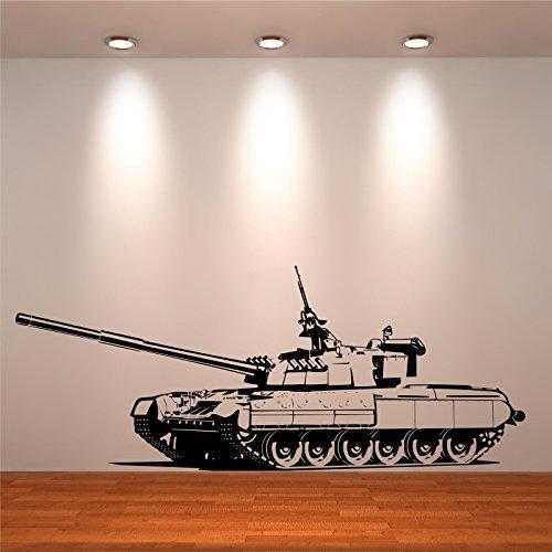 Tank Army Boys Bedroom Wall Art Stickers Decals Murals Transfers Stencils