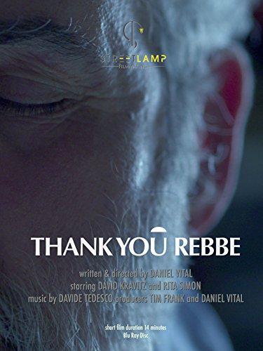 Thank You Rebbe -