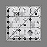 Creative Grids Quilting Ruler 6-1/2 Inch Square