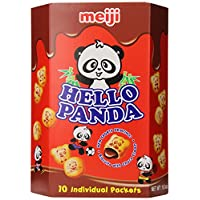Meiji Hello Panda Chocolate Biscuit, 9.1 Ounce