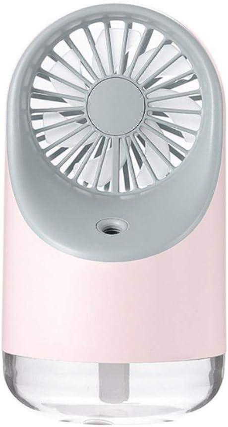 TYJ Ventilador humidificador mini humidificador en spray pequeños ...