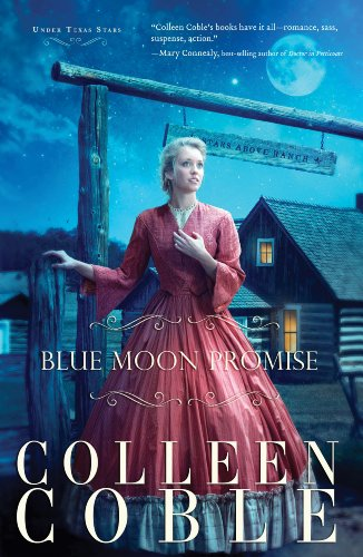 Blue Moon Promise (Under Texas Stars Book 1)