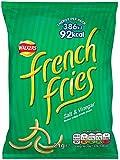 French Fries Salt and Vinegar 22 g (Pack of 48)