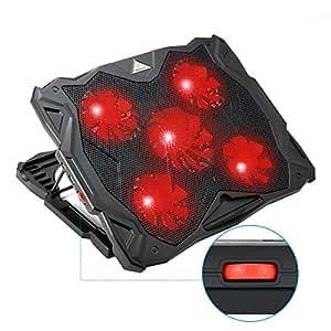 Amazon Com Laptop Cooler Meco Adjustable Laptop Cooling