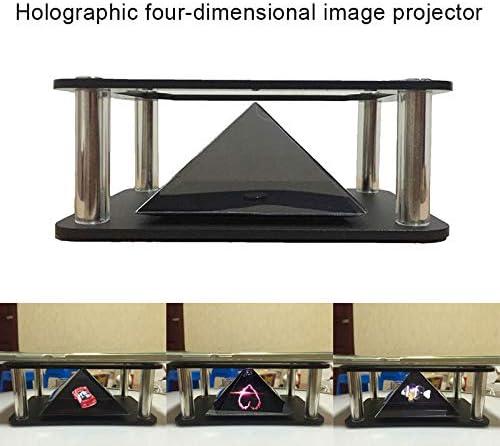 Soulpoint - Proyector holográfico 3D piramidal, Imagen ...