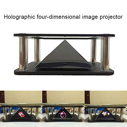 Soulpoint - Proyector holográfico 3D piramidal, Imagen ...