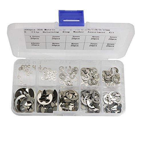 Stainless Steel Retaining Rings - 3