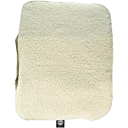 """K&H Pet Products Lectro-Soft Outdoor Heated Pet Bed Small Tan 14"""" x 18"""" 20W"""