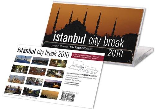 istanbul city break 2010: 2 in 1 - Kalender und Postkarten in einem!
