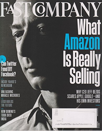 Fast Company February 2015 Jeff Bezos - What Amazon is Really Selling