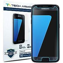 Samsung Galaxy S7 RetinaShield Screen Protector, Tech ArmorPremium Blue Light Filter Samsung Galaxy S7 Film Screen Protector [1]