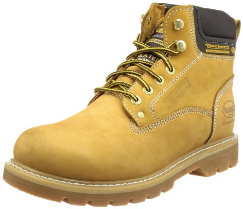 Dockers by Gerli 331202-003093 Herren Desert Boots Gelb (golden tan 093)