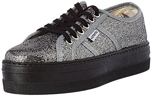 Victoria Blucher Glitter Shoes Plataf, Women's Low B00GAYMKFS Shoes Glitter ef4d93