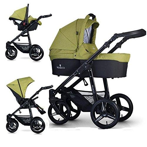 Venicci maxi cosi pebble cabrio and citi car seat adaptors for venicci frame