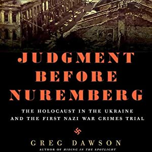 Judgment Before Nuremberg Audiobook