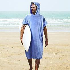 Tirrinia Surf Beach Wetsuit Changing Tow...