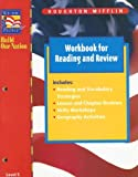 We the People Build Our Nation Workbook for Reading and Review, HOUGHTON MIFFLIN, 0395891426