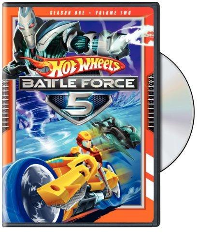 hot wheels battle force 5 - 6