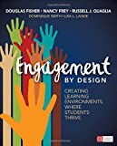 img - for Engagement by Design: Creating Learning Environments Where Students Thrive (Corwin Literacy) book / textbook / text book